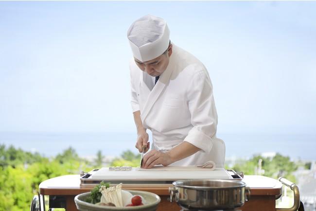 日本料理「あわみ」 鱧鍋プランイメージ