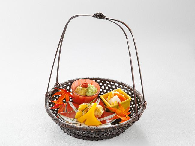 日本料理「あわみ」 前菜