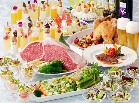 ホテル日航福岡夏のレストラングルメフェア九州和牛めぐり 熊本