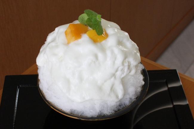 【ホテル日航奈良】奈良は美味しいかき氷の街。ホテル日航 ...