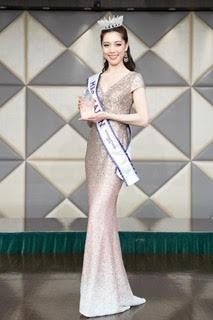 ミセスインターナショナル 日本代表 本田 恭子さん