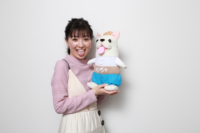 独占有名人インタビュー/優希美青