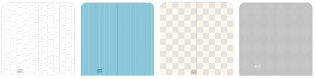 法人向け公式ECサイト販売限定デザイン(4デザイン×各3枚の12枚セット)