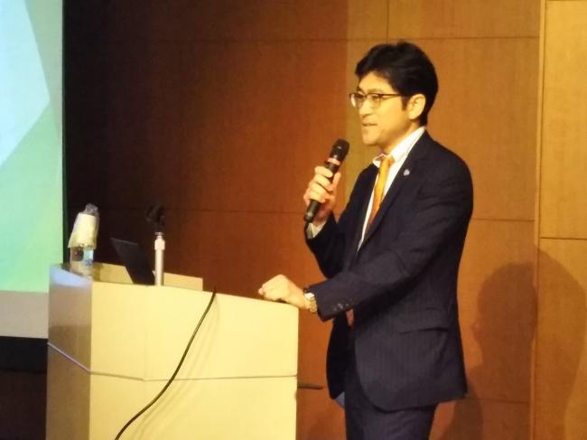 講師:弁護士 大塚 陵先生 (森原憲司法律事務所、東京都港区虎ノ門)