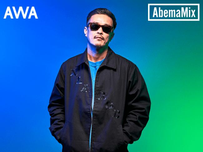 AbemaTVの人気番組『AbemaMix』とAWAコラボレーション第18弾!Red Bull Thre3Style Japan 2連覇(2010,2011年)の実力者であるDJ8MAN参戦!