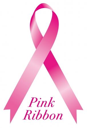 このマークはピンクリボンフェスティバル (日本対がん協会主催)のマークです。