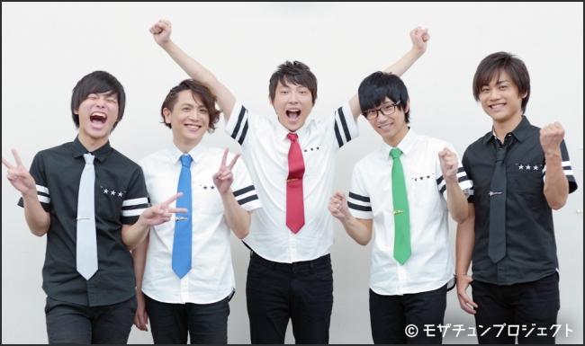 左から生田鷹司さん、  根塚良さん、  齊藤智也さん、  山本智哉さん、  河本啓佑さん
