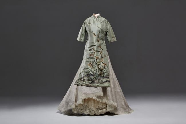 シャッツィ・チェン 2002年秋冬コレクション ドレス