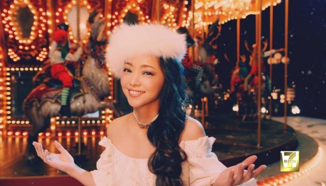 新TVCM「Magical Christmas~マジカルメリーゴーランド篇~」