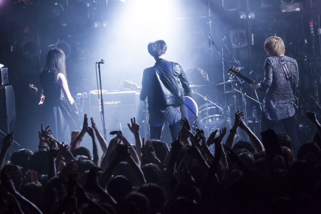 """a flood of circle ニューアルバム""""a flood of circle""""Release Special Party  -アオキテツ正式加入式典-開催!"""