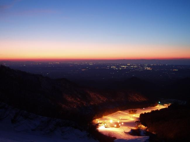ニノックス夜景