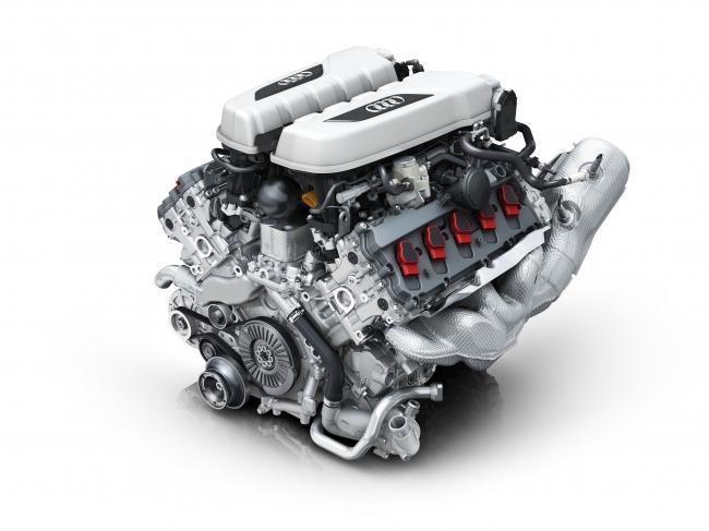 Audi R8 Decennium限定発売