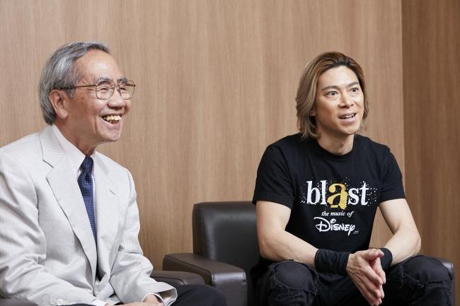 丸谷明夫先生、石川 直