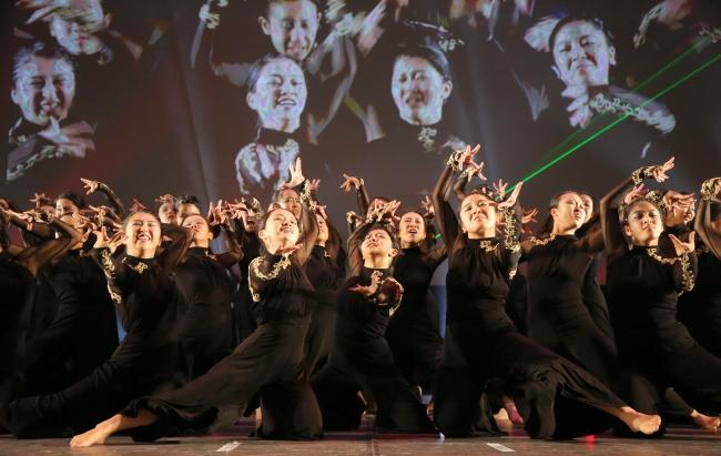 「同志社香里 ダンス部 優勝」の画像検索結果