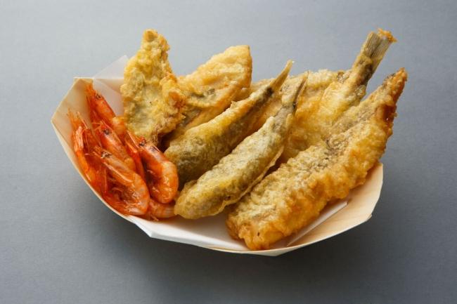 深海魚天ぷら(愛知県)