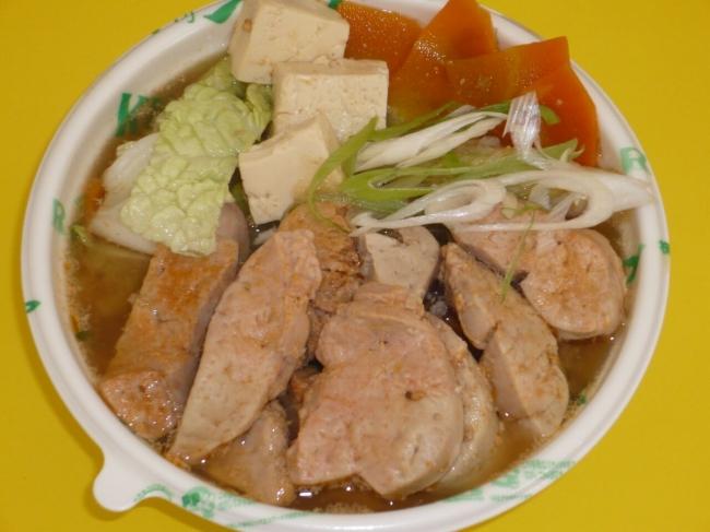 あんこう肝鍋(宮城県)