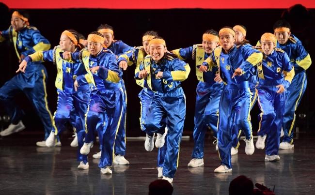 第 12 回 日本 高校 ダンス 部 選手権