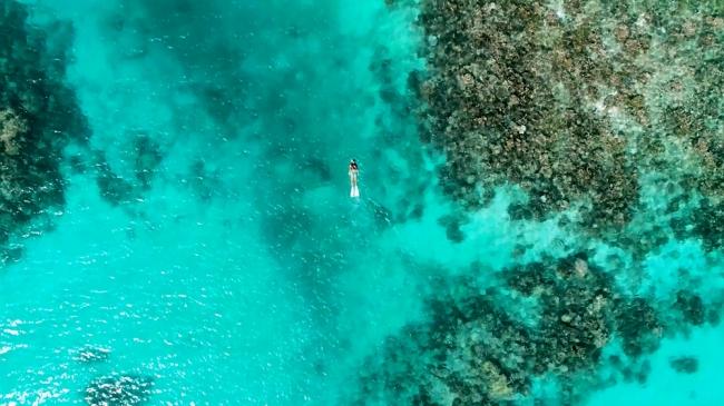 マニャガハ島(サイパン島)