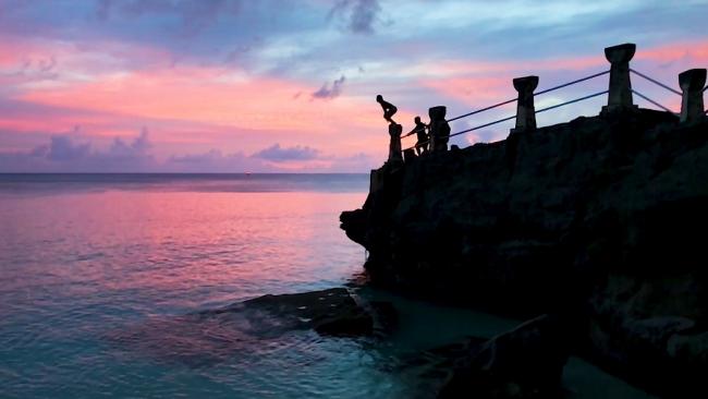 タガビーチ(テニアン島)