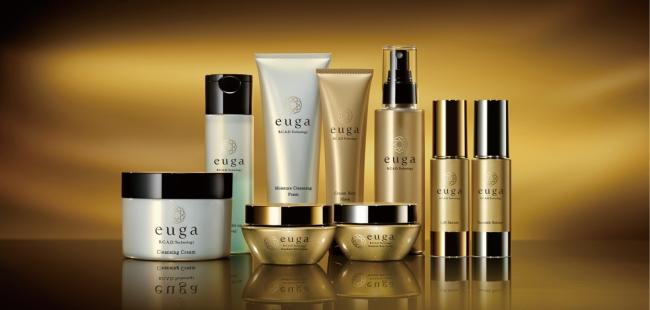 ユーグレナ社との共同開発ブランド『euga(ユーガ)』より、「Concentrate(コンセントレート)」3品と新エステコースを新たに販売開始