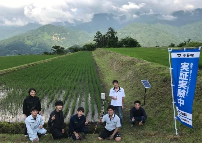 プロジェクト発足時のメンバー(KCMEとTDU 知的空間研究室)