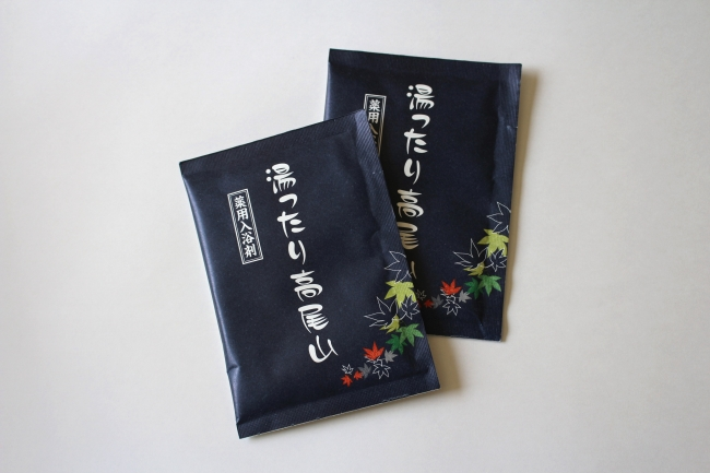 京王高尾山温泉 極楽湯オリジナル入浴剤