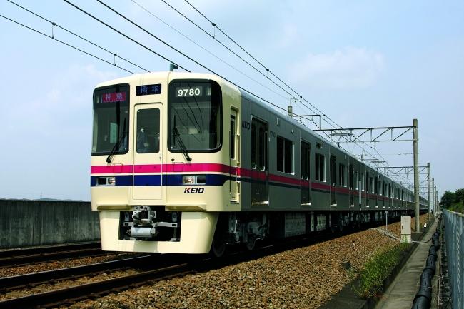 ≪京王線9000系車両≫