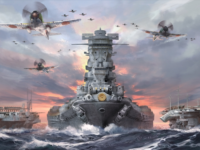 大人気戦艦ストラテジーゲームの...