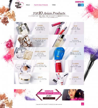 TOP10 Asian Products