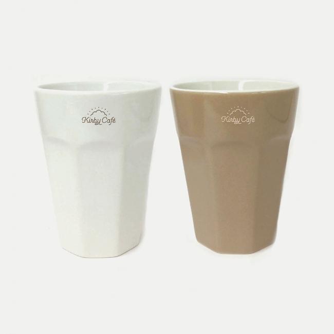 ※陶器タンブラーイメージ。どちらか1点が付いてきます。
