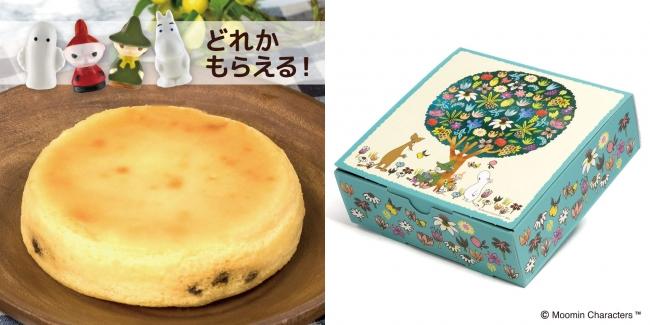 ■森のチーズケーキ