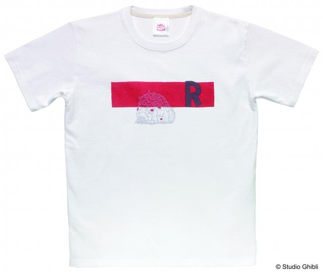 風の谷のナウシカ Tシャツ 王蟲レッド
