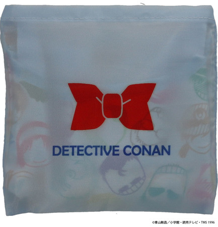 名探偵コナン エコバッグ ホワイト