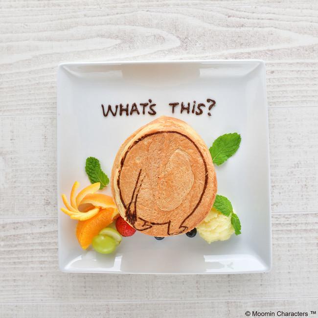 WHATS THIS?のおしり焼き印