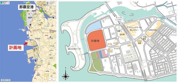 【計画地地図】