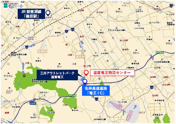 【 周辺地図 】
