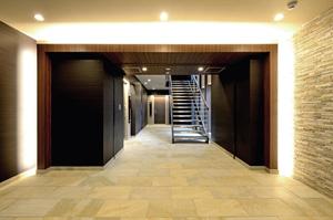 上質な屋内共用空間 イメージ