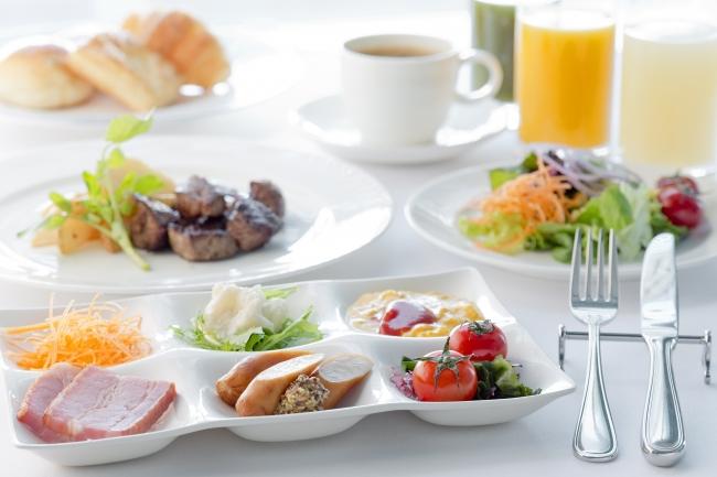 朝食 ※イメージ