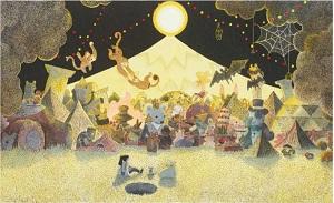 「太陽と星空のサーカス」