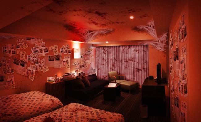「THE JOURNALIST ~写真が明かす記憶(かぎ)」客室(イメージ)