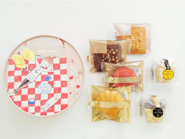 春の焼菓子BOX