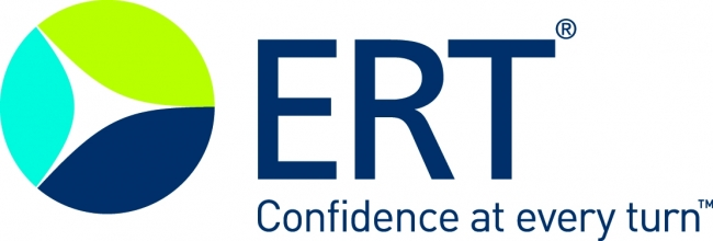 ERT、臨床試験の中央解析サービ...