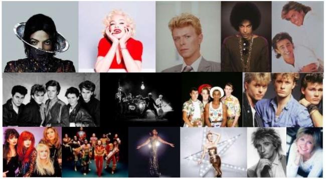3月18日のMTVは、80年代洋楽オンリー MTVと共に煌びやかな時代を ...