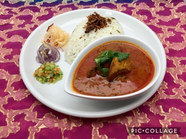 南インド五つ星ホテル直伝 フィッシュカレー