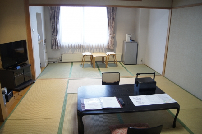 客室(和室)一例