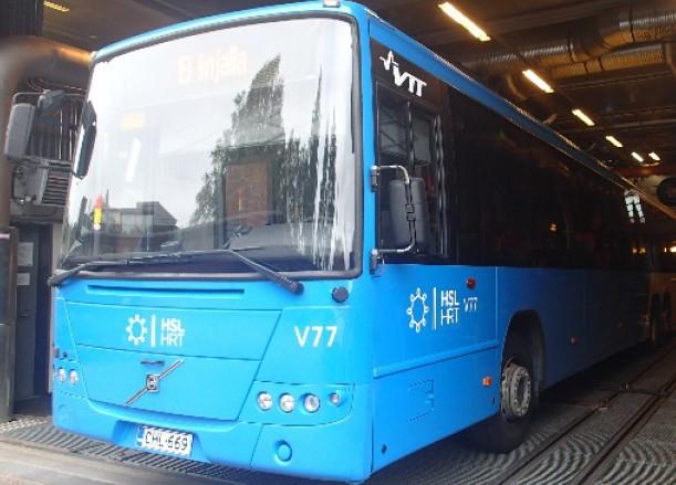 図2 使用した路線バス