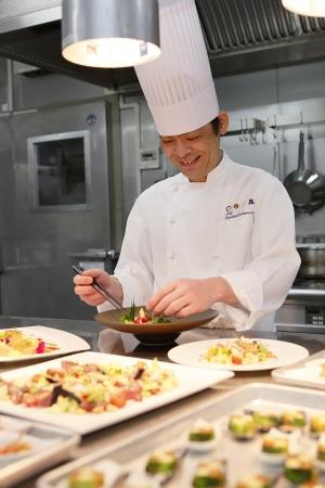 19階「COOKA」・宴会統括料理長 中村 匡秀