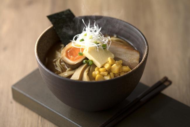 菊水×バンブー 味噌ラーメン