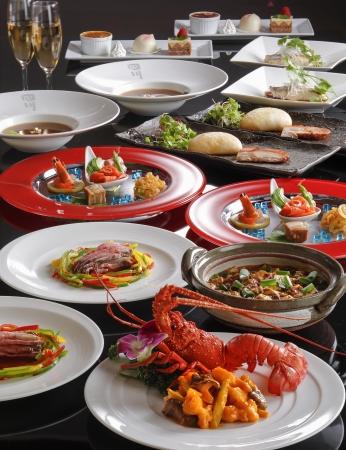 中国料理 四川 「The Premium Chinese Christmas ~聖誕節~」