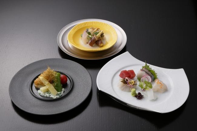 日本料理「旬彩」より